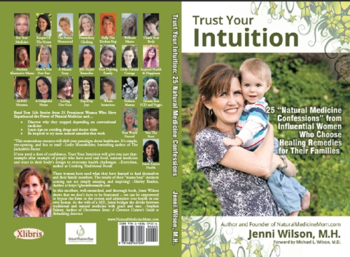 Entire Book Cover Trust Your Intuition-web